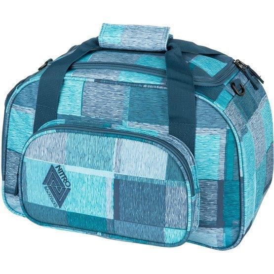 Nitro Duffle bag XS Zebra ice