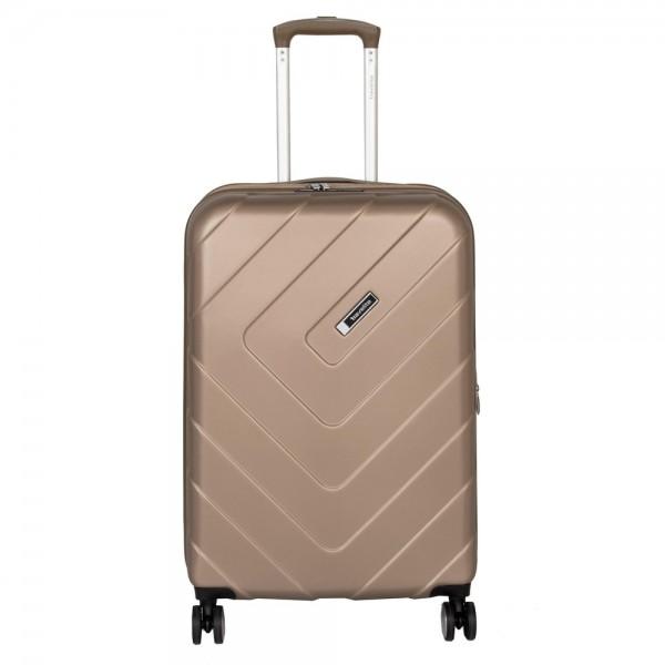 Travelite Cestovní kufr Kalisto M Champagne 74448-40 70 l