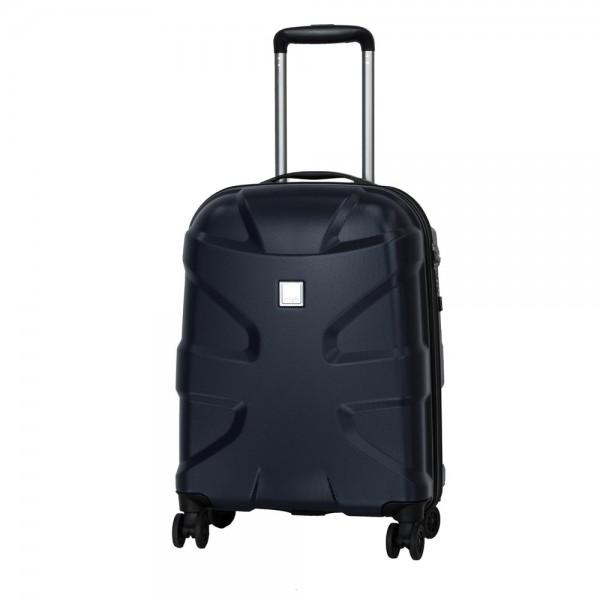 Titan Kabinový cestovní kufr X2 4w S Navy 40 l