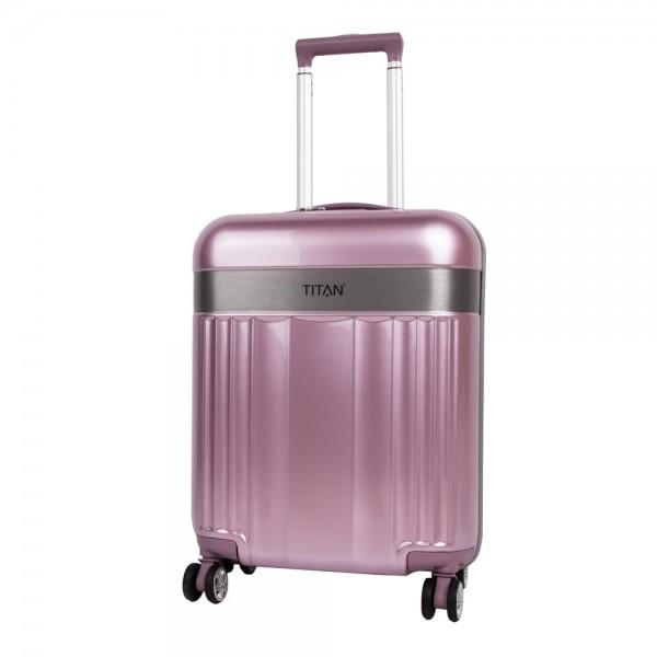Titan Kabinový cestovní kufr Spotlight Flash 4w S Wild rose 37 l