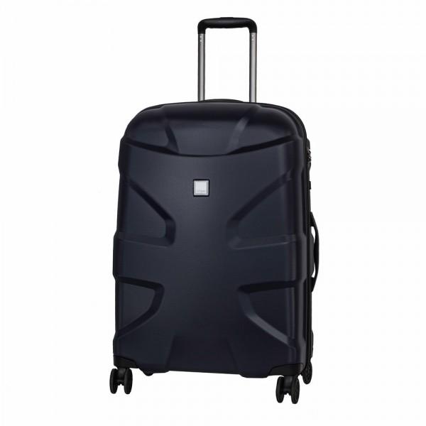 Titan Cestovní kufr X2 4w M+ Navy 90 l