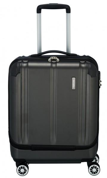 Travelite Kabinový cestovní kufr City 4w Business wheeler 73046-04 40 l
