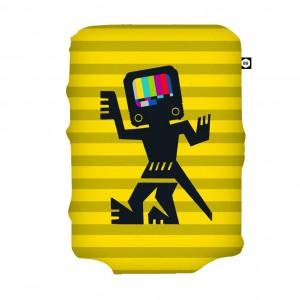 BG Berlin Hug Cover S Cave Man Yellow