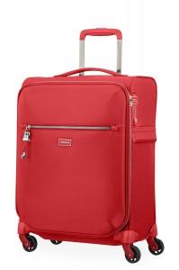 Samsonite Kabinový cestovní kufr Karissa Biz Spinner 60N 42 l – červená