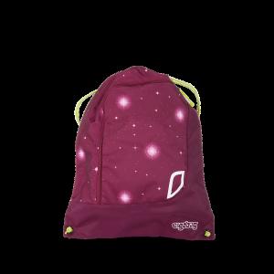 Ergobag Sportovní pytel Galaxy fialový