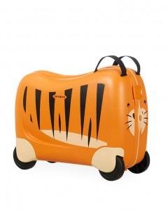 Samsonite Kabinový cestovní kufr Dream Rider CK8 25 l – Tiger Toby
