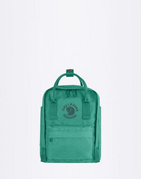 Batoh Fjällräven Re-Kanken Mini Emerald