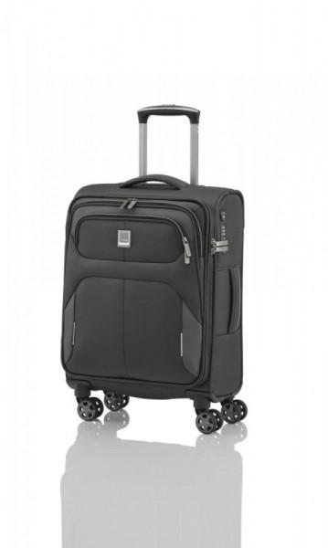 Titan Nonstop 4w S Anthracite palubní cestovní kufr na 4 kolečkách TSA 55x39x20 cm