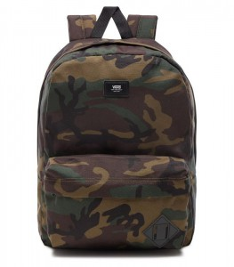 Vans Old Skool II Backpack Classic Camo