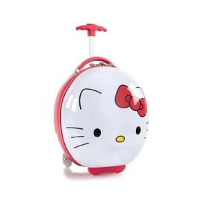 Heys Kids 2w Hello Kitty dětský skořepinový cestovní kufřík 41 cm