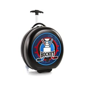Heys Kids Sports Luggage Hockey puck dětský skořepinový cestovní kufr 41 cm