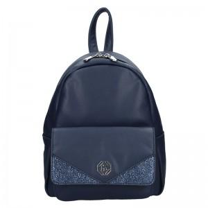 Dámský batoh Marina Galanti Greta – modrá