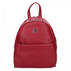 Dámský batoh Marina Galanti Caterina – červená