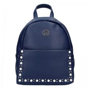 Dámský batoh Marina Galanti Silvia – modrá