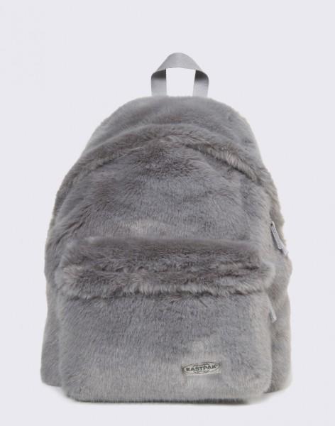 Batoh Eastpak Padded Pak'r Grey Fur