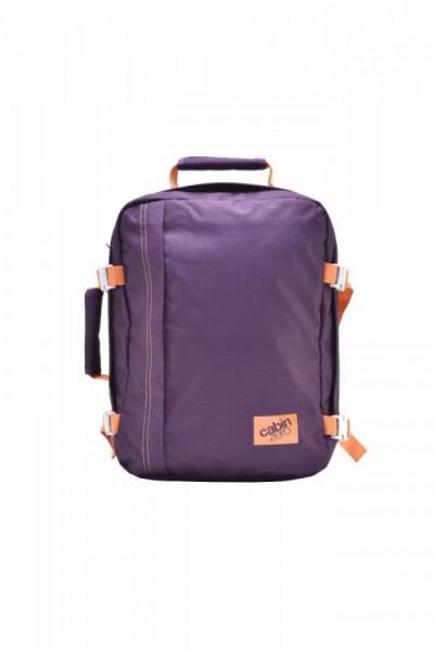 CabinZero Classic 28L Purple Cloud ultra-light palubní batoh-taška 39×29,5×20 cm