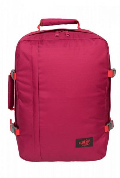 CabinZero Classic 44L Jaipur Pink ultra-light palubní batoh-taška 51x36x19 cm