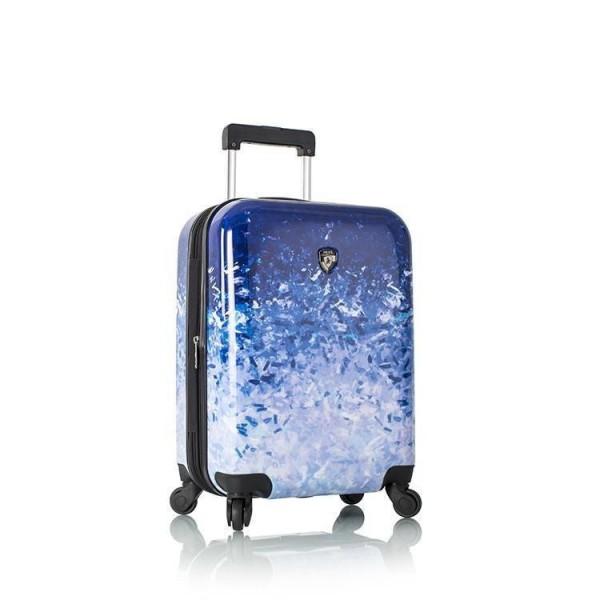 Heys Blue Skies S palubní cestovní kufr na 4 kolečkách 53 cm