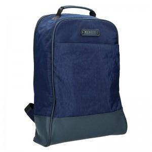 Pánský batoh Bugatti Henri – modrá