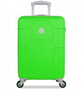 SUITSUIT Caretta S Active Green palubní kufr na 4 kolečkách 55 cm