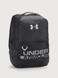 Batoh Under Armour Boys Ultimate Backpack Černá
