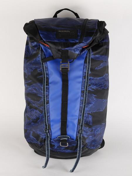 Batoh Diesel Camou – Backpack Modrá