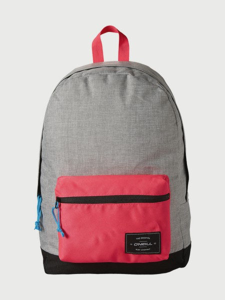 Batoh O´Neill BM Coastline Backpack Šedá