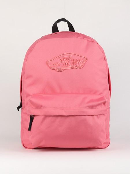 Batoh Vans WM Realm Backpack Desert Rose Růžová