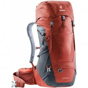 Turistický batoh DEUTER Futura 30 lava-graphite