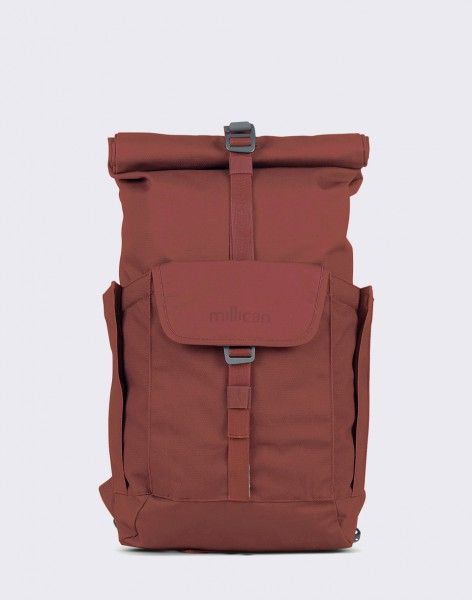 Batoh Millican Smith Roll Pack 15 l With Pockets Rust