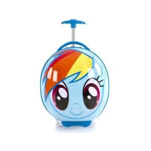 Heys Kids 2w My Little Pony dětský skořepinový cestovní kufřík 41 cm