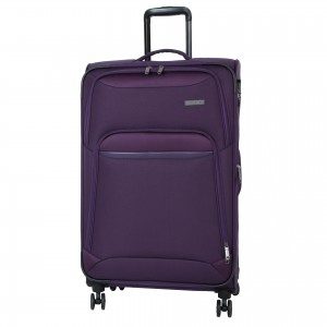 Travelite Kendo 4w L Purple