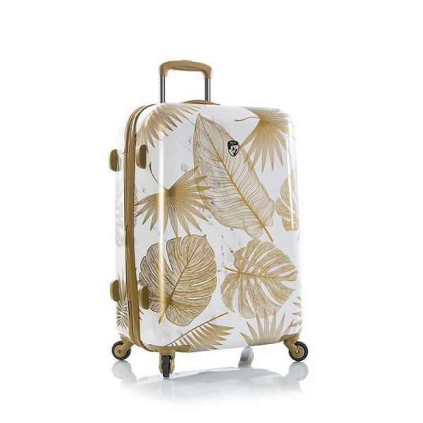 Heys Oasis M White/Gold Leaf