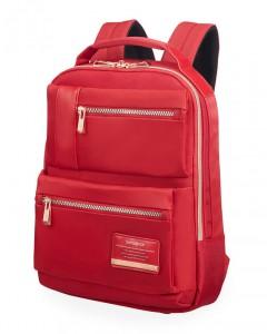 Samsonite Dámský batoh Openroad Lady Slim 11 l 13.3″ – červená