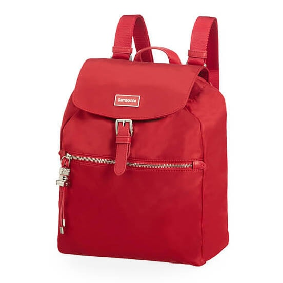 Samsonite Dámský batoh Karissa 1 Pocket 34N – červená