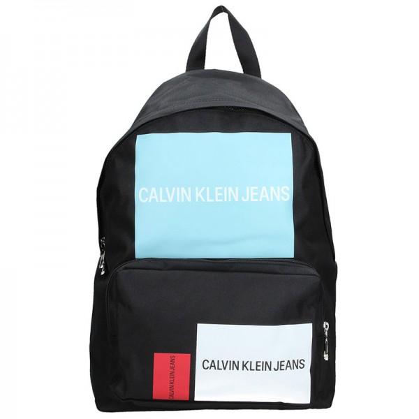Pánský sportovní batoh Calvin Klein Jeans Tibor – černá