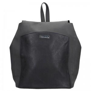 Dámský fashion batoh Tamaris Elasa – černá