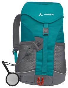 Vaude Puck 10 Green Spinel