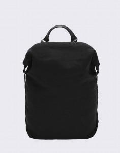 Batoh Qwstion Roll Pack Bananatex® All Black