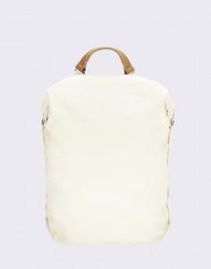 Batoh Qwstion Roll Pack Bananatex® Natural White