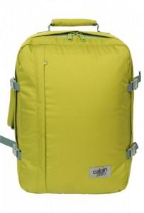 CabinZero Classic 44L Sagano Green ultra-light palubní batoh-taška 51x36x19 cm