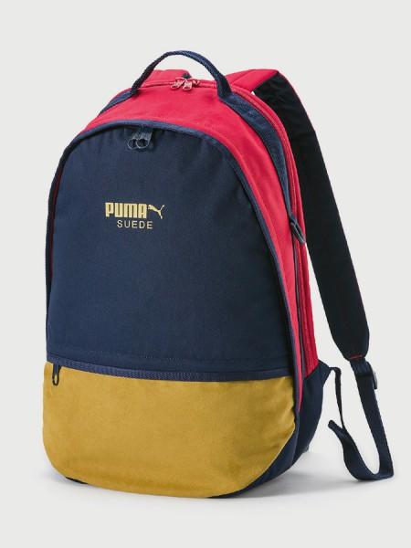 Batoh Puma Suede Backpack Barevná