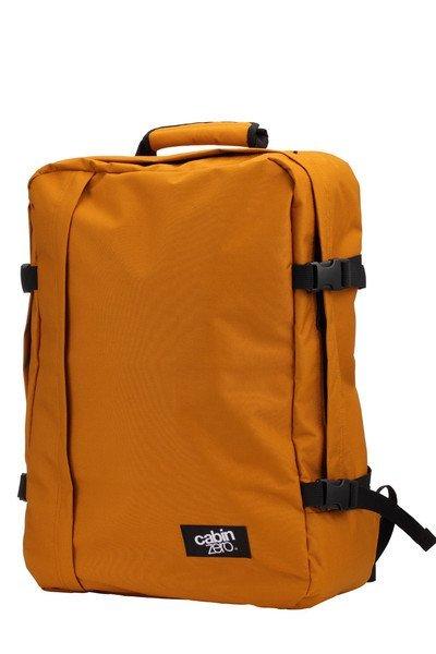 CabinZero Classic 44L Orange Chill ultra-light palubní batoh-taška 51x36x19 cm
