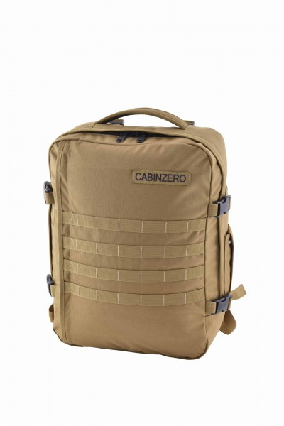 CabinZero Military 36L Desert Sand
