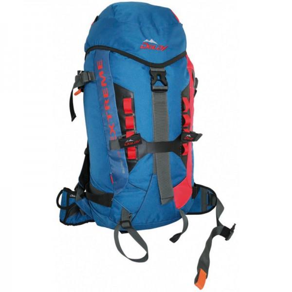 Doldy Alpinist Extreme 28+ Doldy, modrá/červená B