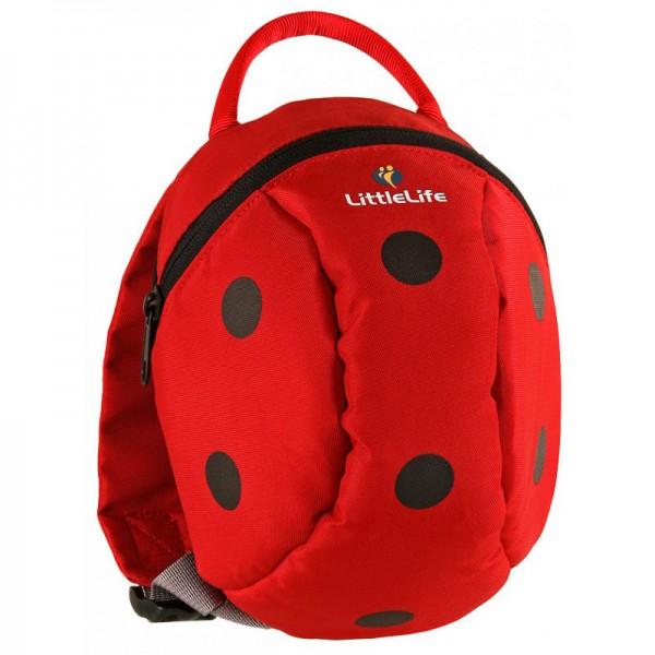 Little Life Animal Toddler Daysack Lifeventure, ladybird 5 D