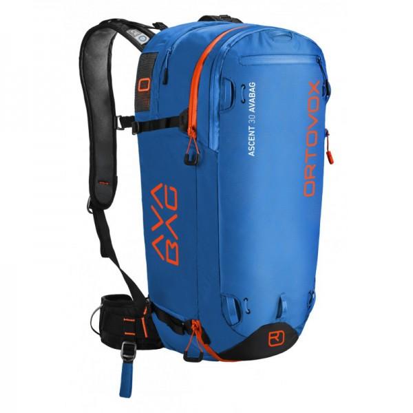 Ortovox Ascent 30 Avabag Kit Ortovox, safety blue 1 B
