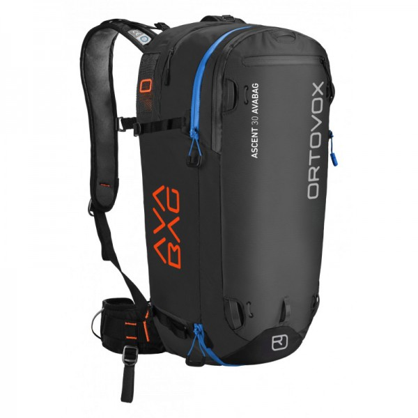Ortovox Ascent 30 Avabag Kit Ortovox, black anthracite 3 B