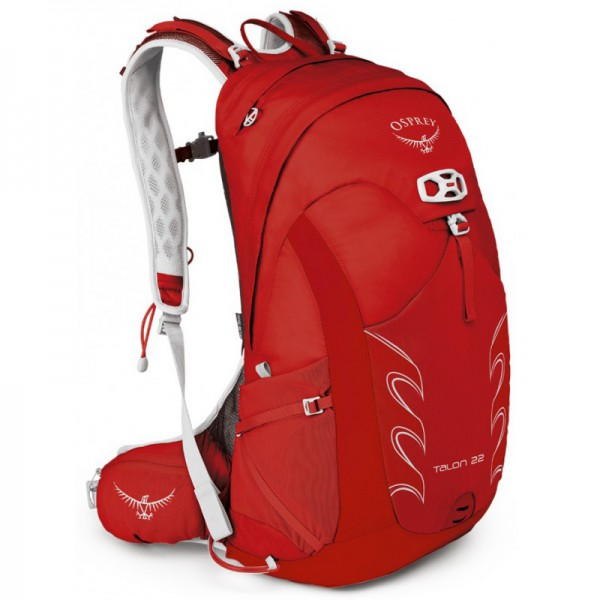 Osprey Talon 22 2017 Osprey, S-M martian red 1 B