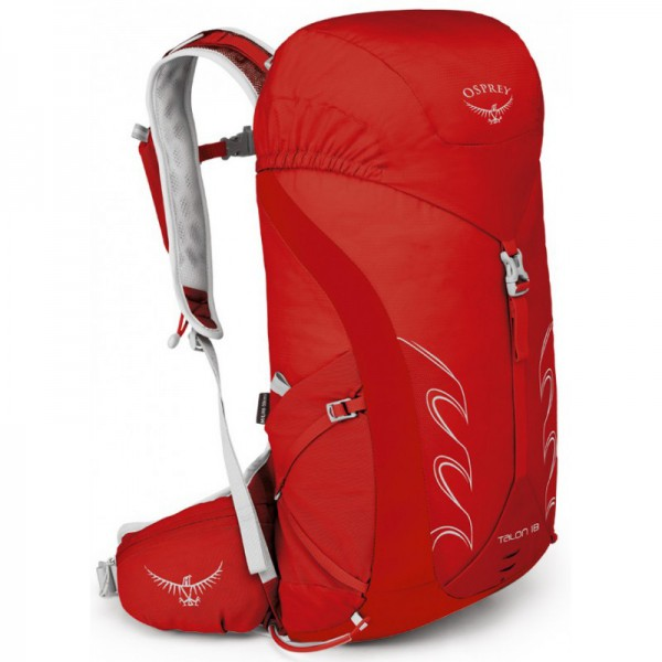 Osprey Talon 18 2017 Osprey, S-M martian red 0 B